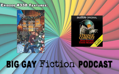 Episode 338 – Christmas Lights and Halloween Scares with Author Roan Parrish