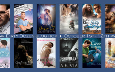 2018 GRL Dirty Dozen Blog Hop Schedule & Prizes
