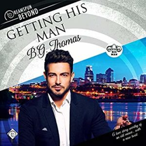 Getting His Man by B.G. Thomas