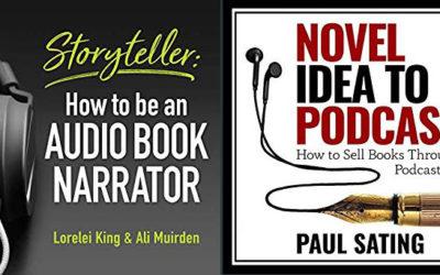 "Industry Reads: ""Storyteller"" & ""Novel Idea to Podcast"""