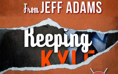 "Cover Reveal: ""Keeping Kyle (Hockey Allies Bachelor Bid Book 3)"" by Jeff Adams"