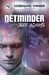Netminder (Codename: Winger Book 4)