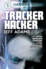 Tracker Hacker (Codename: Winger Book 1)