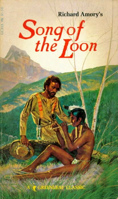 Paperback Cover of the Week: Song of the Loon
