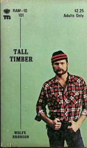 Paperback Cover of the Week: Tall Timber