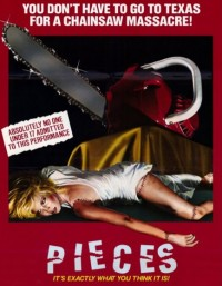 Cool Cinema Trash: Pieces (1982)