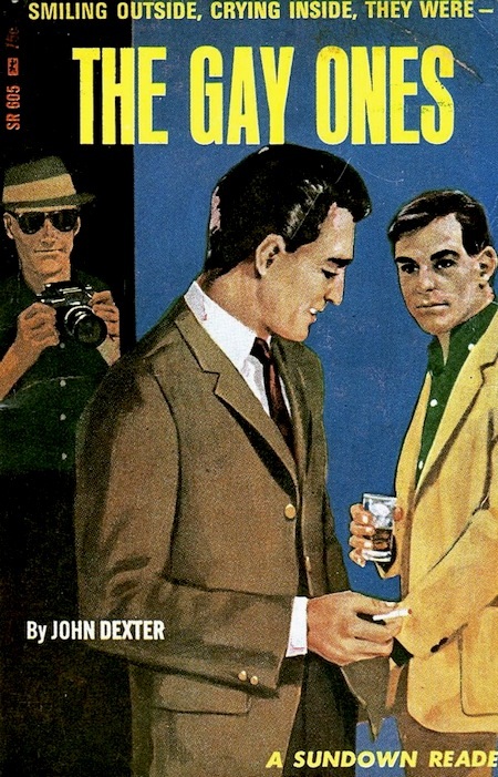 Paperback Cover of the Week: The Gay Ones