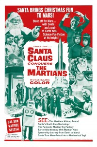 Cool Cinema Trash: Santa Claus Conquers the Martians (1964)