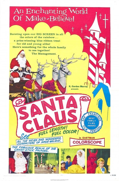 Cool Cinema Trash: Santa Claus (1959)