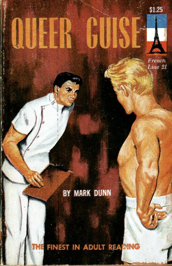 Paperback Cover of the Week: Queer Guise