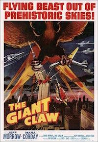 Cool Cinema Trash: The Giant Claw (1957)