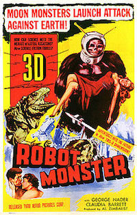 Cool Cinema Trash: Robot Monster (1953)