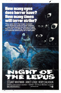Cool Cinema Trash: Night of the Lepus (1972)