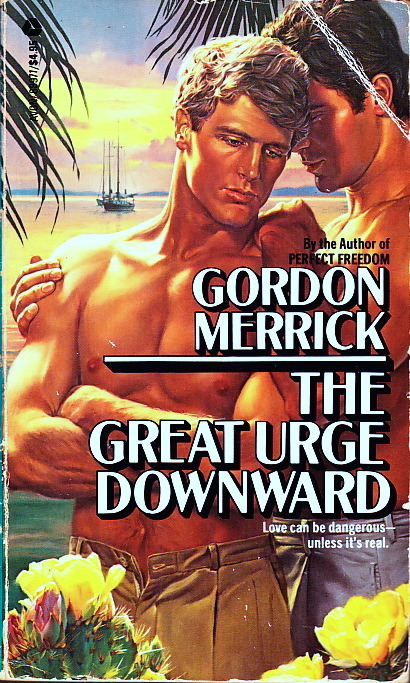 Paperback Cover of the Week: The Great Urge Downward