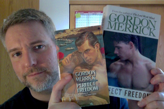 Paperback Cover of the Week: Perfect Freedom