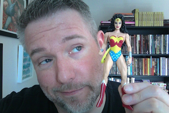 #WonderWomanWednesday