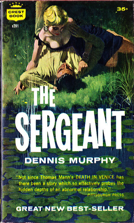 Paperback Cover of the Week: The Sergeant