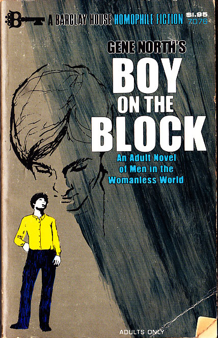 Paperback Cover of the Week: Boy on the Block