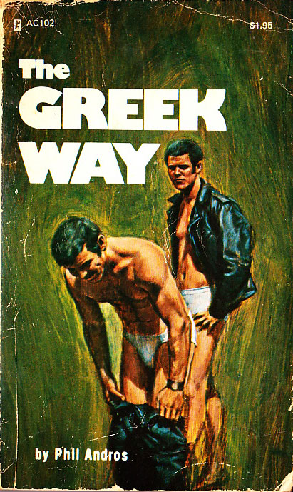 Paperback Cover of the Week: The Greek Way
