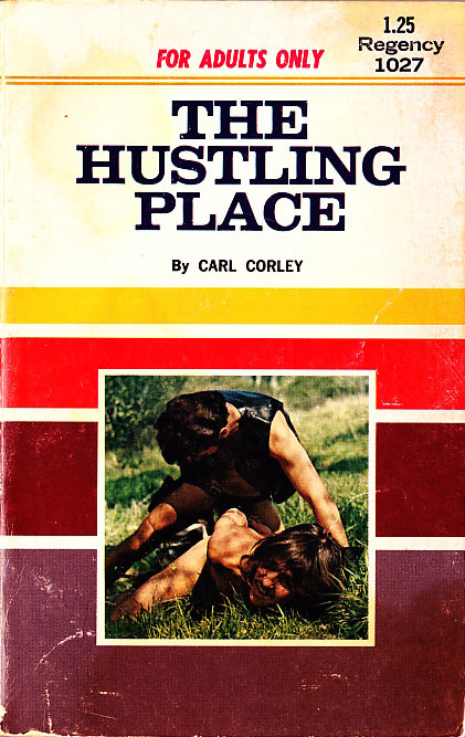 Paperback Cover of the Week: The Hustling Place