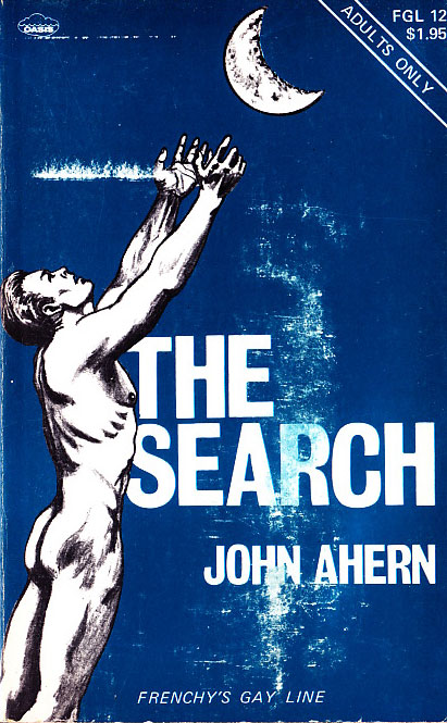 Paperback Cover of the Week: The Search