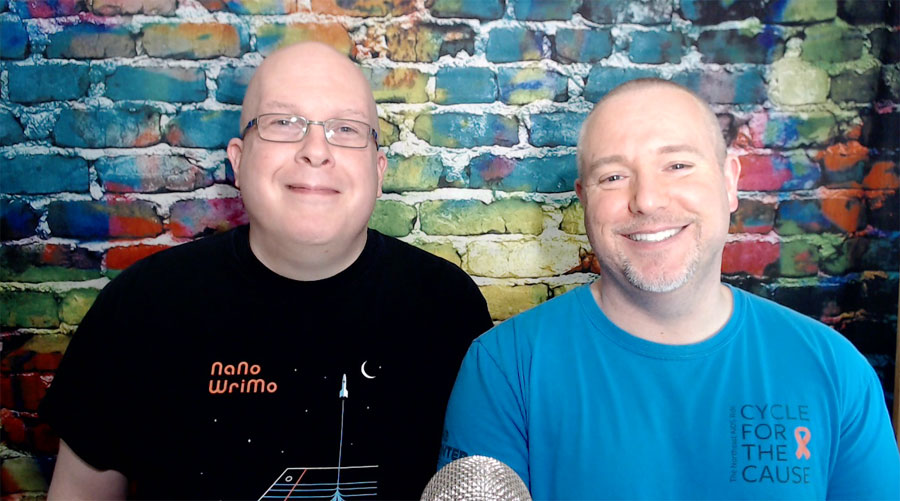 The Big Gay Fiction Podcast, Now With MORE Authors! – BGFP episode 135