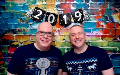 Adios 2018! – BGFP episode 169