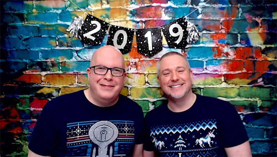 Adios 2018! – BGFP episode 169