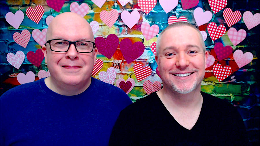 Valentine's and Rainbows with Jay Northcote – BGFP episode 175
