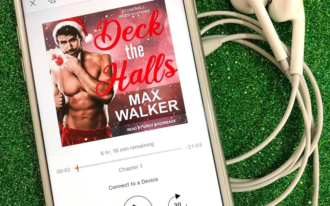 Quick Review: Deck the Halls by Max Walker