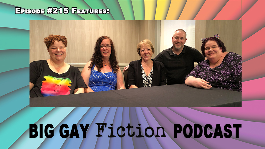 Getting Knotty With Bestselling Mpreg Authors – BFGP episode 215