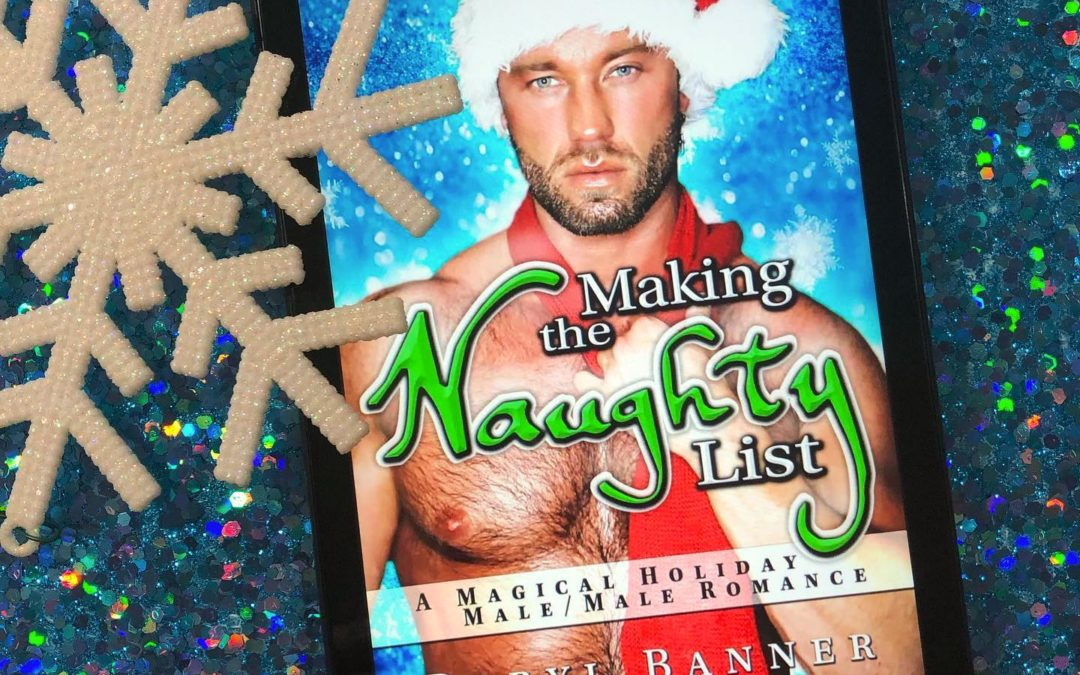 Quick Review: Making the Naughty List by Daryl Banner