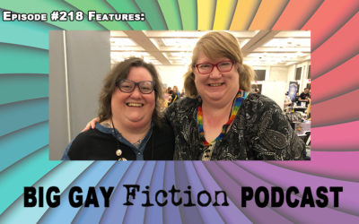 Pioneers of the Gay Romance Genre – BGFP episode 218