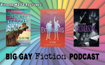 The Fantastical Worlds of Author TJ Klune – BGFP episode 232