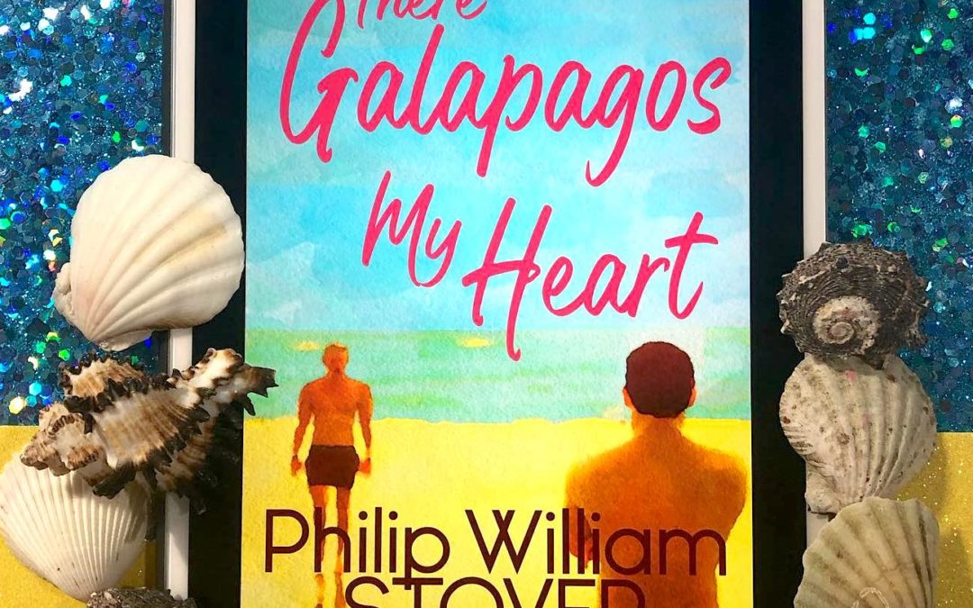 Quick Review: There Galapagos My Heart by Phillip William Stover