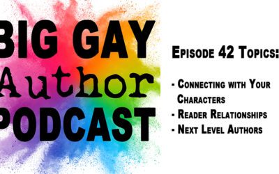 Author Advice From Emma Scott and Alice Archer – Big Gay Author Podcast episode 42