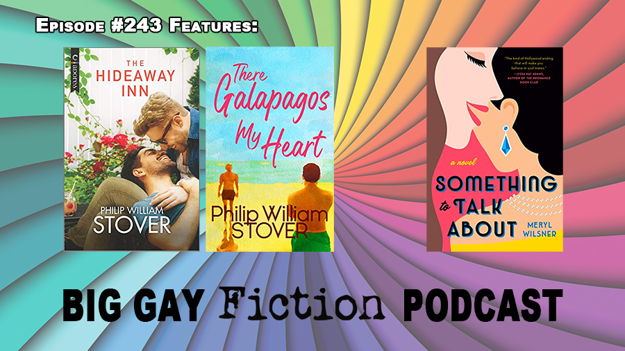 Author Philip William Stover Pens a Perfect Romantic Escape with 'The Hideaway Inn' – BGFP episode 243