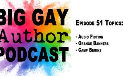 Lauren Shippen Talks Different Creative Opportunities For Storytellers – Big Gay Author Podcast episode 51