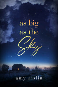 As Big As The Sky by Amy Ais;in