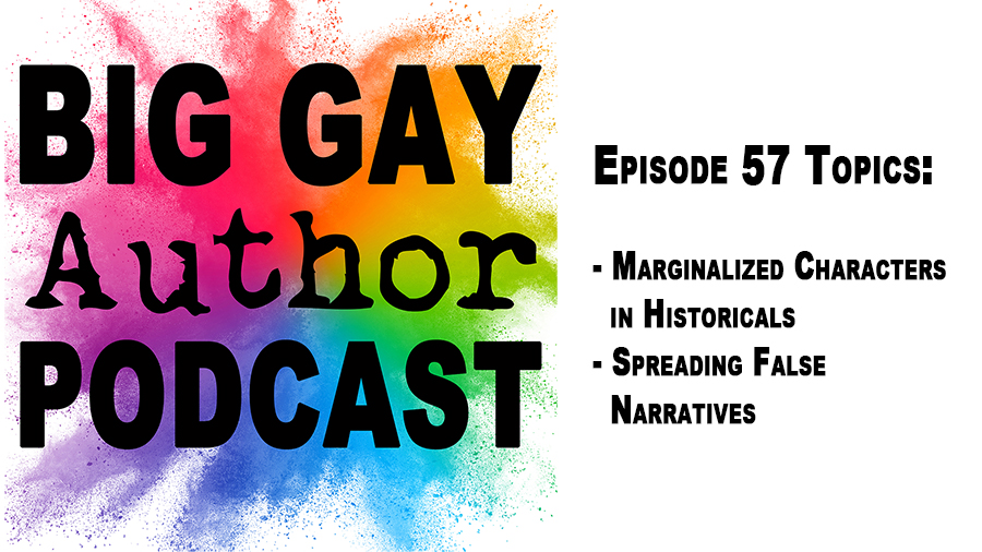 Representation and Examining Genre With LaQuette – Big Gay Author Podcast episode 57