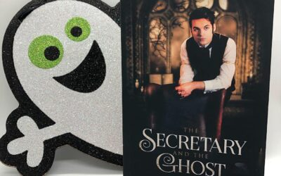Quick Review: The Secretary and the Ghost by Gillian St. Kevern