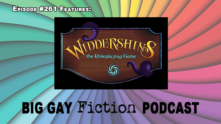 A New Role Playing Game From the Author of the Whyborne & Griffin Series – BGFP episode 261