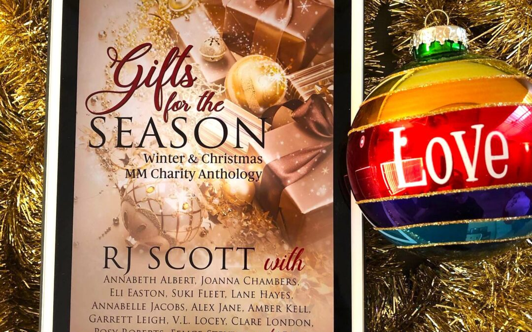 Quick Review: Gifts for the Season – Winter & Christmas M/M Charity Anthology