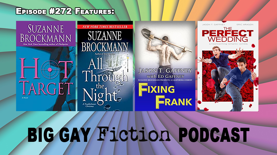 Author and Ally Suzanne Brockmann – BGFP episode 272
