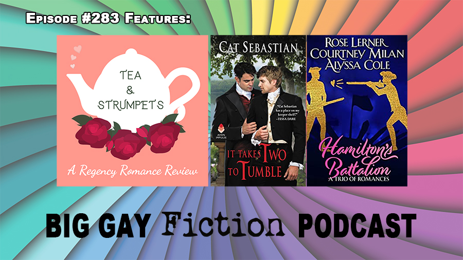 Gay Historical Fiction – BGFP episode 283