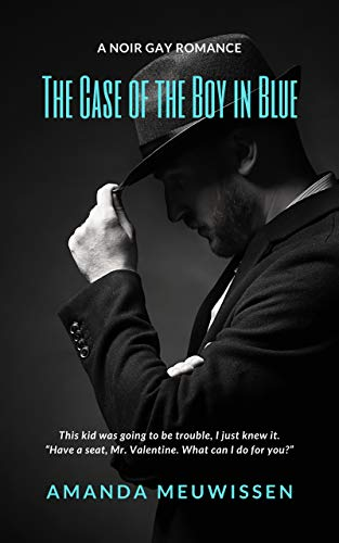 Quick Review: The Case of the Boy in Blue by Amanda Meuwissen