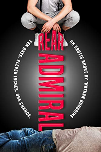 Quick Review: Rear Admiral by Nathan Burgoine