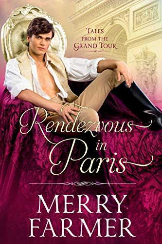 Quick Review: Rendezvous in Paris by Merry Farmer