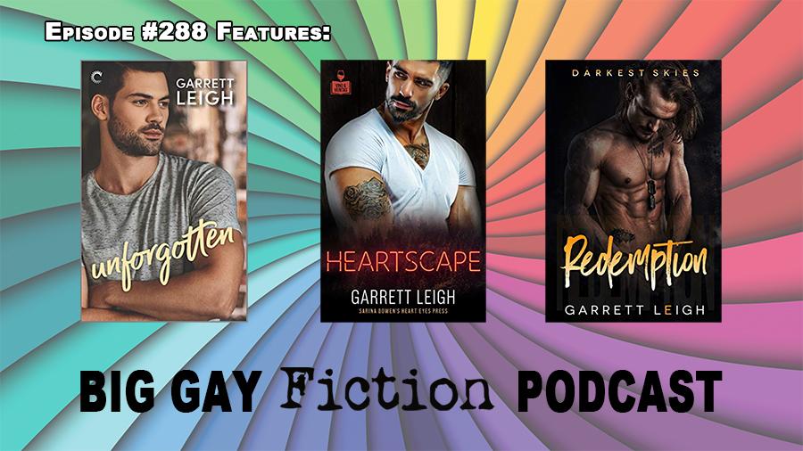 Busy UK Author Garrett Leigh – BGFP episode 288