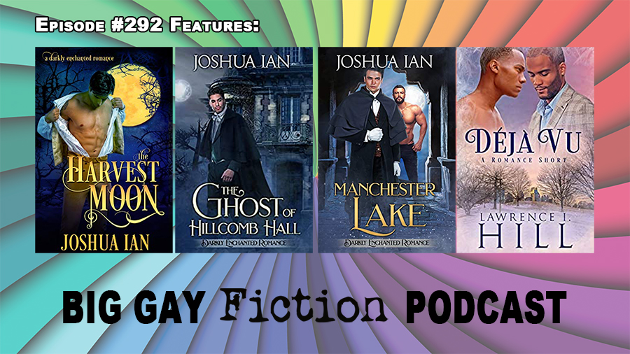 Talking with Author Joshua Ian/Lawrence Hill – BGFP episode 292